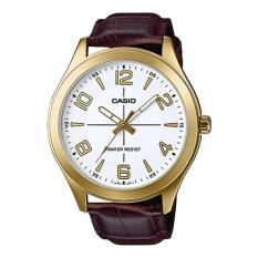 Đồng hồ nam dây da Casio MTP-VX01GL-7BUDF
