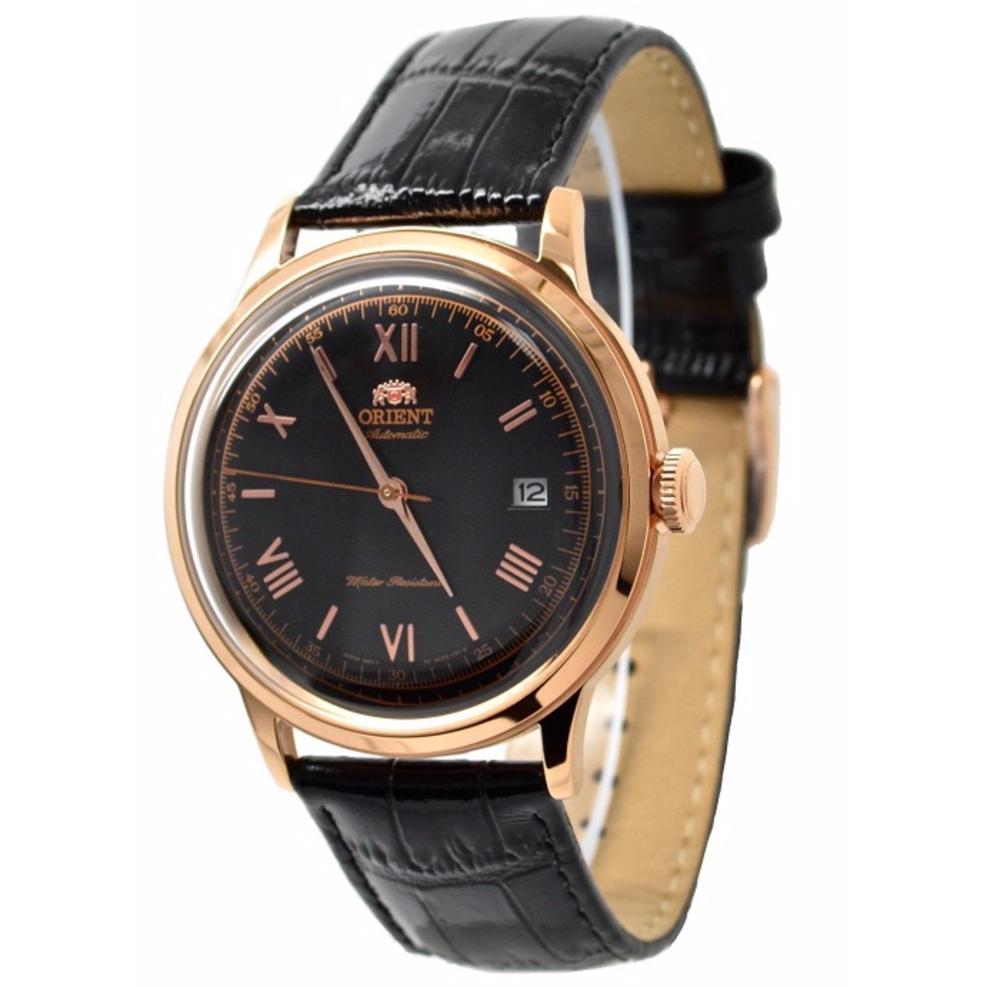 Đồng hồ nam dây da Orient Bambino Gen 2nd Version 2 FAC00006B0