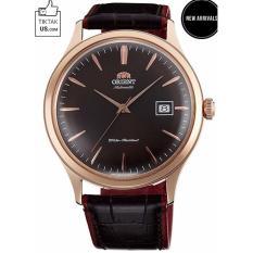 Đồng hồ nam dây da Orient Bambino Gen 4 FAC08001T0
