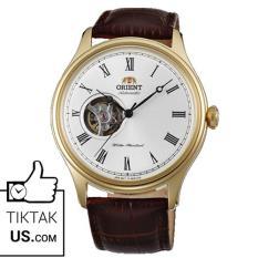 Đồng hồ nam dây da Orient Caballero FAG00002W0 ( Gold)