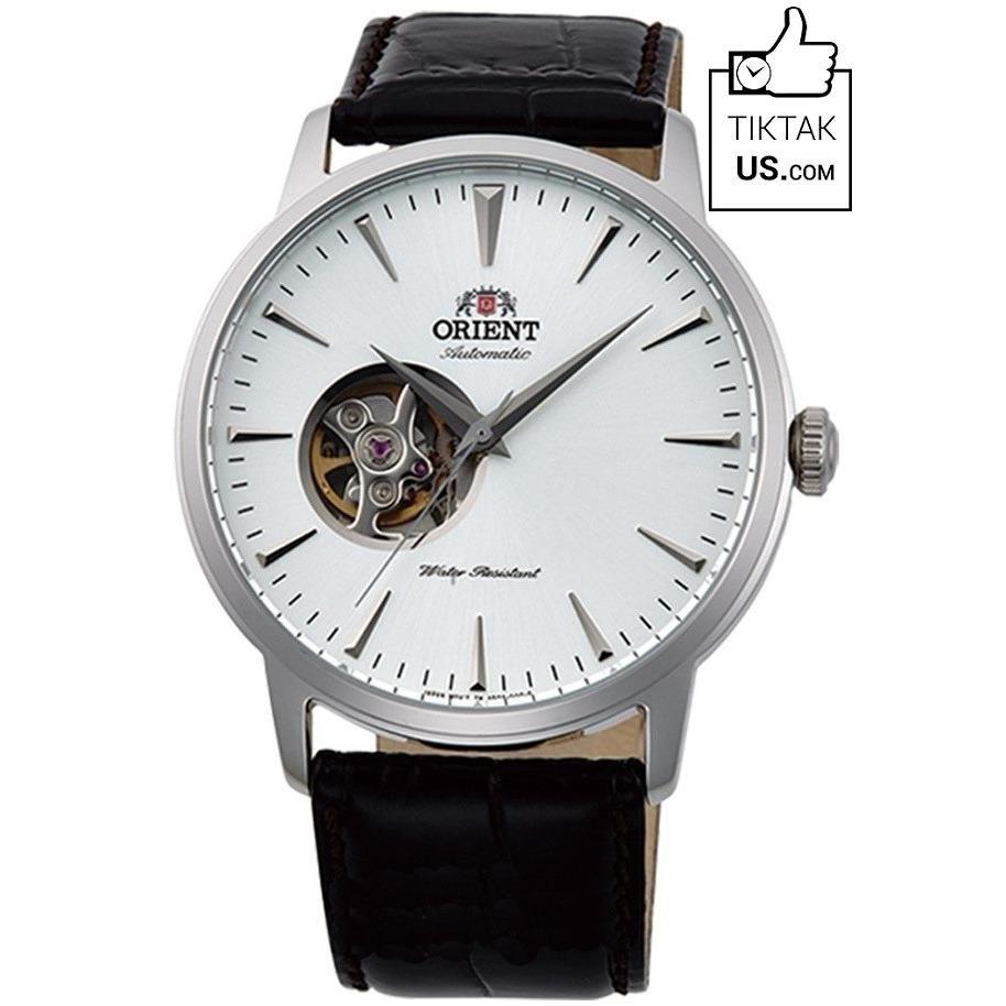 Đồng hồ nam dây da Orient Esteem Gen 2 FAG02005W0 (màu trắng bạc )