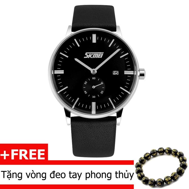 Nơi bán Đồng hồ nam dây da Skmei 1031 chạy kim rốn