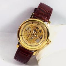 Đồng hồ nam dây da SWOR SW769H