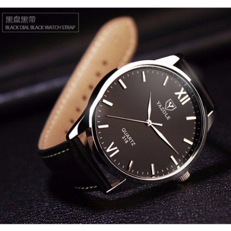 Nơi bán Đồng hồ nam dây da Yazole 318