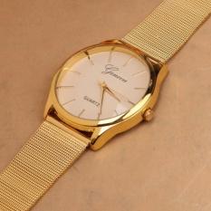 Đồng hồ nam dây hợp kim Geneva 1001