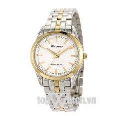Đồng hồ nam dây kim loại ROMANSON PM0327LCWH (Mặt Trắng)