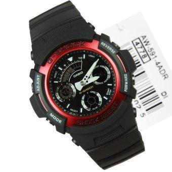 Đồng hồ nam dây nhựa Casio G-SHOCK AW-591-4adr