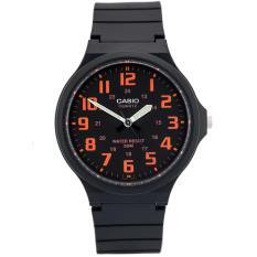 Đồng hồ nam dây nhựa Casio MW-240-4BVDF