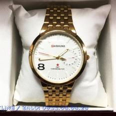 Đồng hồ NAm dây thép BAISHUNS 6273
