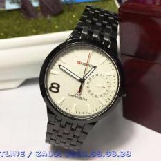 Đồng hồ NAm dây thép BAISHUNS BA6211 Đen