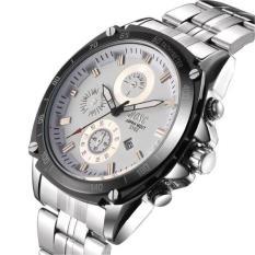 Đồng hồ nam dây thép Bosck 3102 [Fullbox]