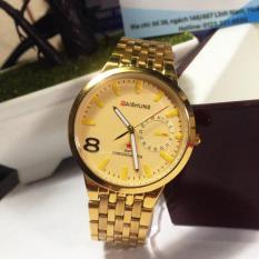 Đồng hồ NAm dây thép BSFG638