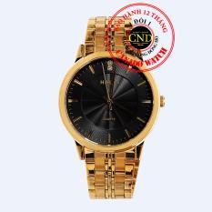 So Sánh Giá Đồng hồ nam dây thép Halei HL3601 Mặt Kính Saphia Chống Xước Chống Nước