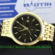 Đồng hồ nam dây thép không gỉ BAISHUNS BS9080F