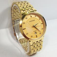 Đồng hồ nam dây thép không gỉ BAISNHUS 6372