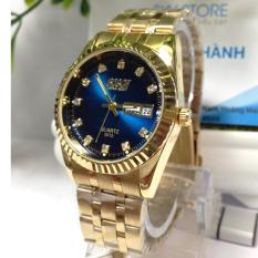 Đồng hồ nam dây thép không gỉ BOSCK DHB3012X1