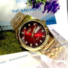 Đồng hồ nam dây thép không gỉ BOSCK DHB312