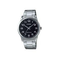 Đồng hồ nam dây thép không gỉ Casio MTP-V001D-1BUDF