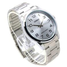 Đồng hồ nam dây thép không gỉ Casio MTP-V001D-7BUDF