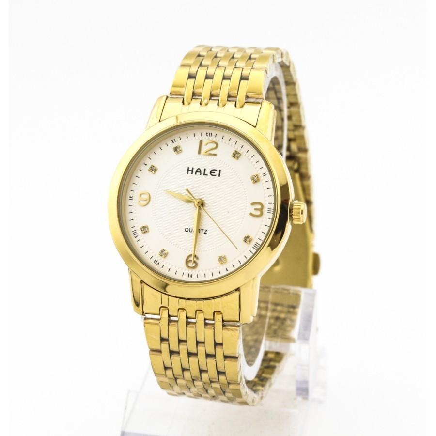 Đồng hồ nam dây thép không gỉ Halei chống nước SMHL8828