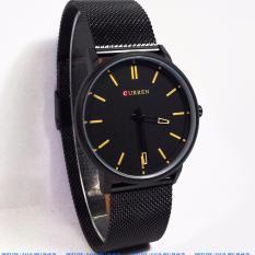 Đồng hồ nam dây thép lụa cao cấp CURREN 8233X