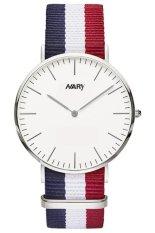 Đồng hồ nam dây vải Nary D3M002