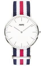 Đồng hồ nam dây vải Nary D5M001