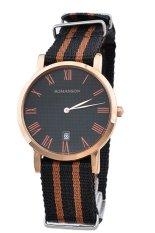 Đồng hồ nam dây vải Romanson TL3252UURBK (Nhiều màu)