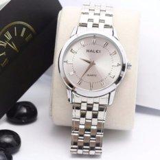 Đồng hồ nam Halei HL163 v6 màu trắng chống nước