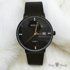 Đồng hồ nam Halei HL168 Q7 dây xích chống nước