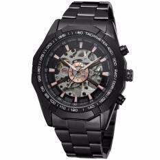 Đồng hồ nam máy cơ Winner TM340 – Đen