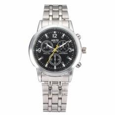 Đồng hồ nam Nary thời trang 118TSGGE (Đen)