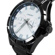 Đồng hồ nam Sinobi dây thép SN28