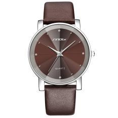 Đồng hồ nam Sinobi thời trang SI015 (Nâu)