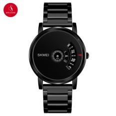 Đồng hồ nam SKMEI 1260 cao cấp 39mm (Đen) + Tặng hộp đựng đồng hồ thời trang & Pin