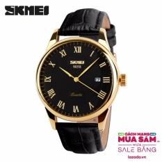 Đồng hồ nam SKMEI dây da số la mã SK9058