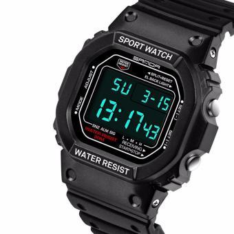 Giá Đồng hồ nam thể thao SANDA SKYSTORE329 không thấm nước dây nhựa dẻo cao cấp