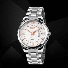 Đồng hồ nam thời trang chống nước Skmei ( Vàng ) 03
