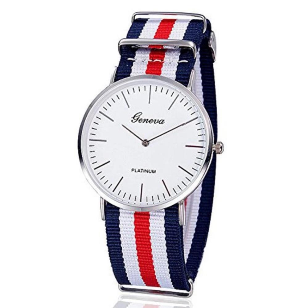 Mua đồng hồ nam thời trang dây vải cao cấp – 109 ở đâu tốt?