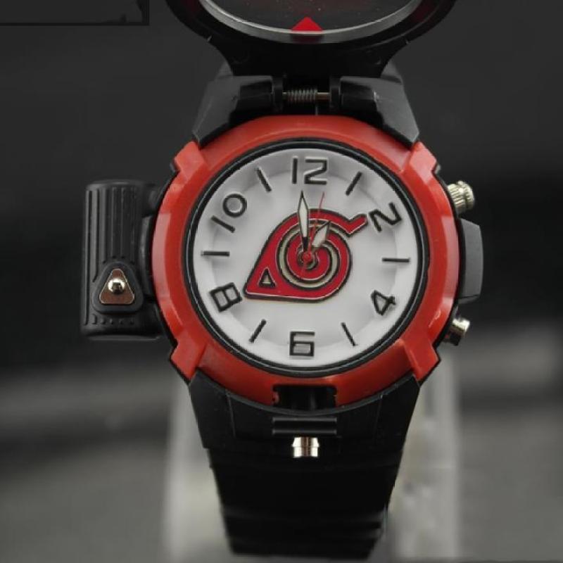 Đồng hồ Naruto Làng LÁ LASER đeo tay Mặc định bán chạy
