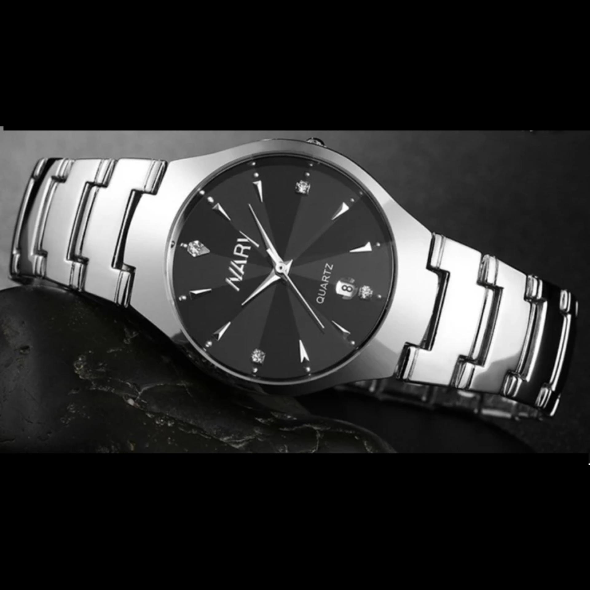 Đồng hồ Nary Nam Sang Trọng Tinh Tế 2017 Alowatch