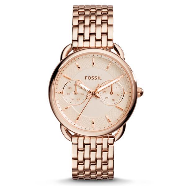 Đồng hồ nữ cao cấp dây kim loại Fossil ES3713 (Vàng hồng) – Phân phối chính hãng