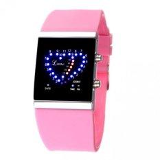 Đồng hồ nữ dây cao su Skmei 0952 (Hồng nhạt)