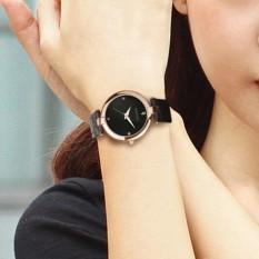 Đồng hồ nữ dây da cao cấp SANDA – Mã SD001