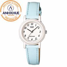 Đồng hồ nữ dây da Casio Anh Khuê LQ-139L-2BDF