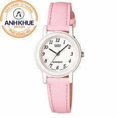 Đồng hồ nữ dây da Casio Anh Khuê LQ-139L-4B1DF