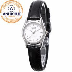 Đồng hồ nữ dây da Casio Anh Khuê LTP-1094E-7ARDF