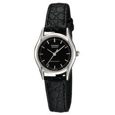 Đồng hồ nữ dây da Casio LTP-1094e-1ARDF