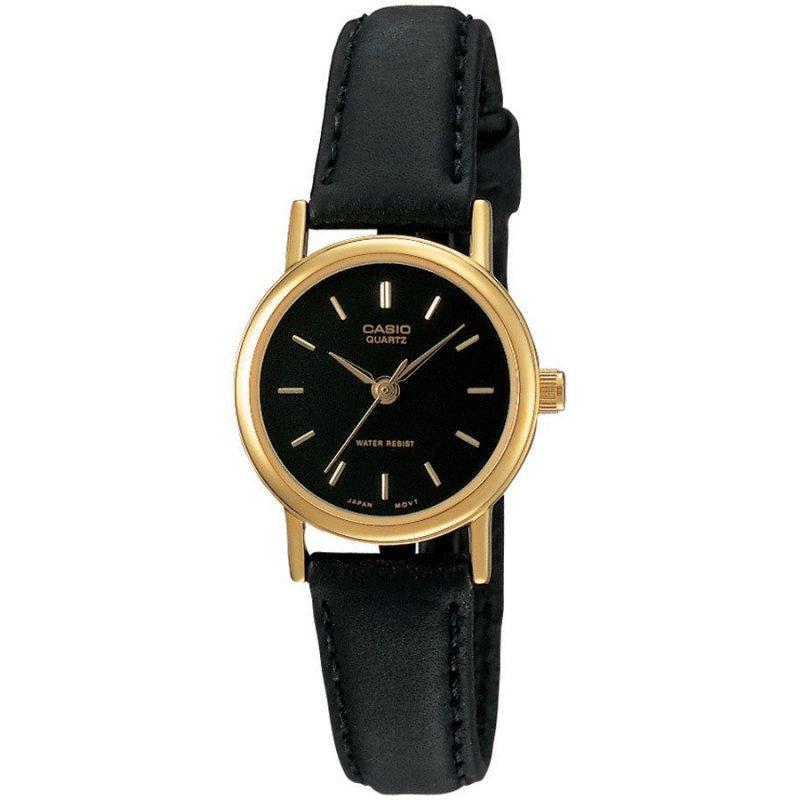 Nơi bán Đồng hồ nữ dây da CASIO LTP-1095Q-1A (Đen)