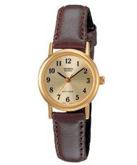 Đồng hồ nữ dây da Casio lTP-1095Q-9B1